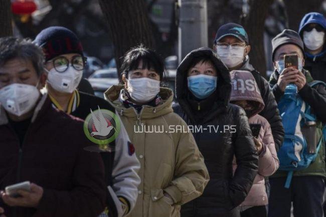 تراجع عدد الإصابات بفيروس كورونا فى الصين