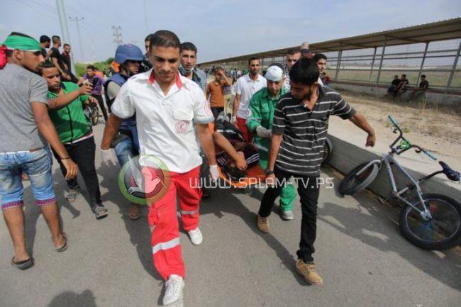 شهيدان برصاص الاحتلال خلال مواجهات على معبر بيت حانون