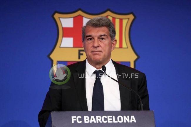 لابورتا: برشلونة أهم من الجميع.. وميسي لن يعود