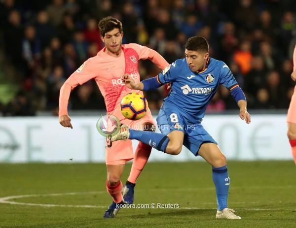 برشلونة يهرب بصدارة الليجا مستغلًا تعثر المنافسين