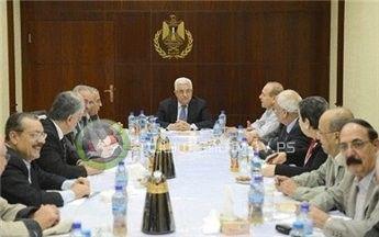 التنفيذية تدعو العرب لعدم مواصلة سياسة إقامة كيان انفصالي في قطاع غزة