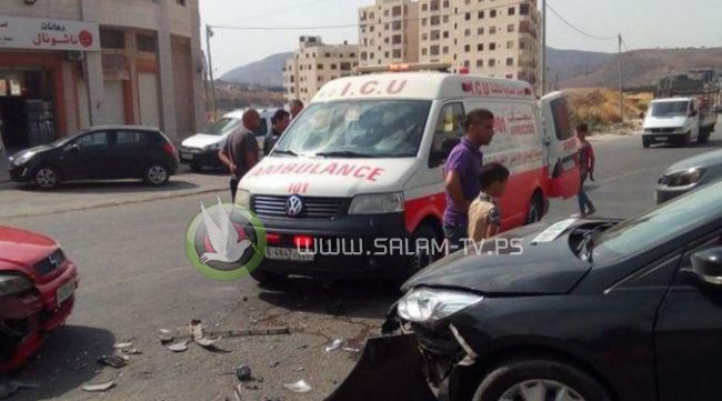 وفاة طفل بحادث سير