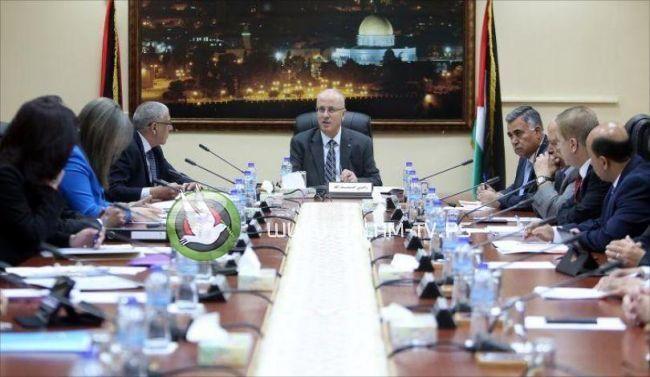الرجوب: الليلة سيتحدد موعد ذهاب الحكومة لغزة