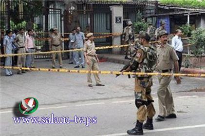 انفجار قرب سفارة إسرائيل في الهند واحباط هجوم بجورجيا