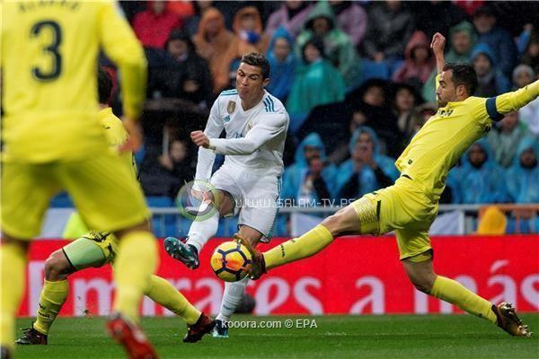 فياريال يطيح بريال مدريد في البيرنابيو ويزيد الوضع سوءا ..!