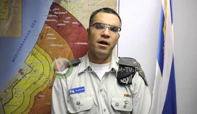 افيخاي ادرعي للفلسطينيين : لا تغضبوا فان الغضب من الشيطان !