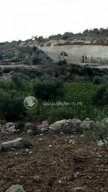 اعتقال شابين في مواجهات مع الاحتلال غرب قفين