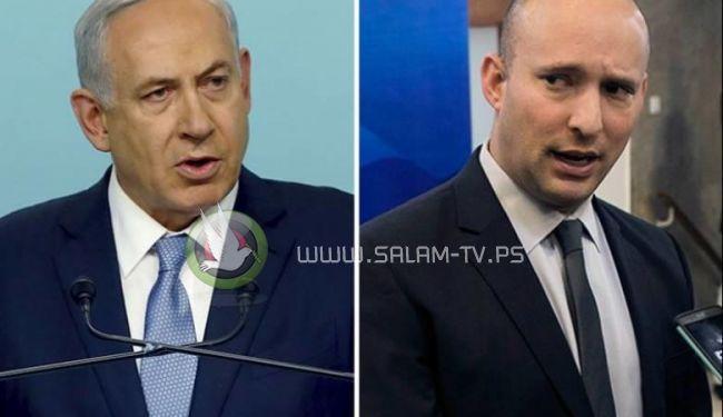 """توتر متصاعد بين """"نتنياهو """" وبينيت بسبب تصريحات الاخير"""