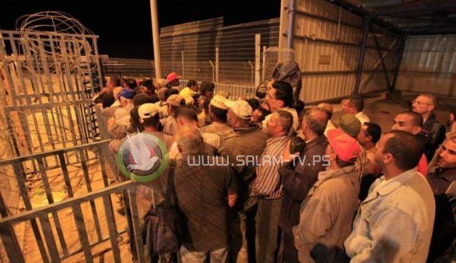 اسرائيل تسحب مئات تصاريح العمل لعائلات من جنين
