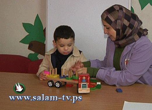 طولكرم : جمعية أطفال التوحد وصعوبات التعلم عظمة على حافة الهاوية