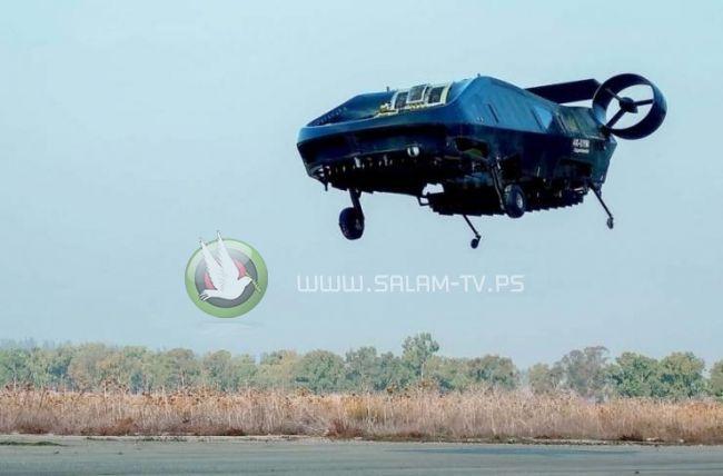 فيديو| اسرائيل تطور سيارة طائرة