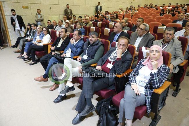 طولكرم: افتتاح فعاليات المؤتمر الدولي الرابع للزيتون في فلسطين