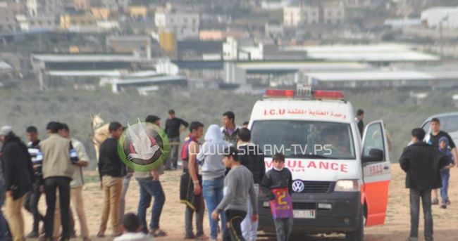 استشهاد شاب واصابة اثنين اخرين على حدود القطاع