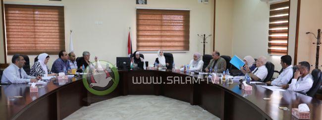 """جامعة خضوري تستضيف وفداً من مجلس البحوث والتبادلات الدولية """"ايريكس"""""""