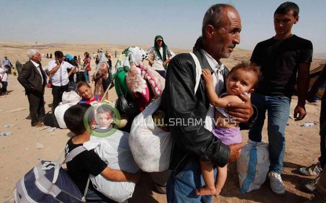 لبنان يعيد دفعة جديدة من اللاجئين السوريين إلى بلادهم