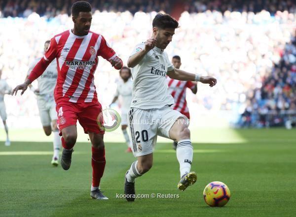 جيرونا متذيل الترتيب يسقط ريال مدريد في البيرنابيو !