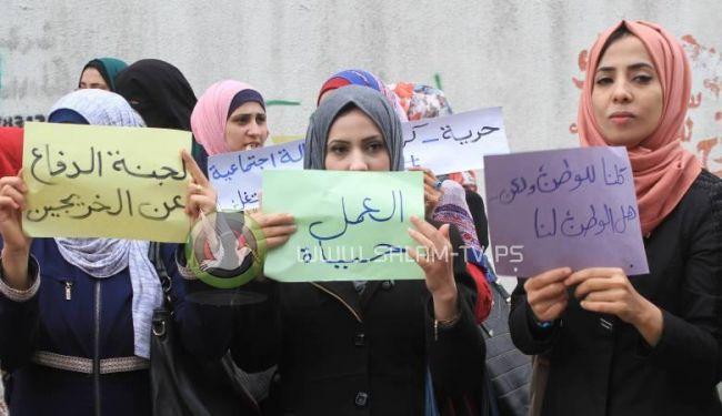 ربع مليون عاطل عن العمل في غزة