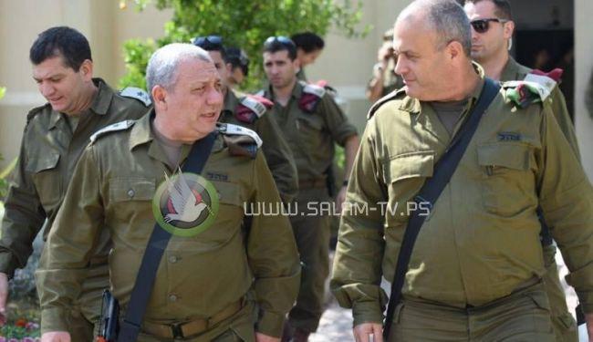 قائد جيش الاحتلال : المزيد من القوة لن يوقف حماس او حزب الله