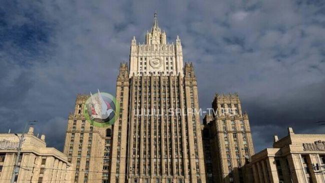 روسيا ترفض الاعلان الامريكي بشان المستوطنات