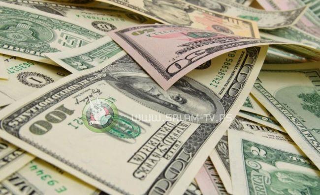 استثمارات الفلسطينيين في الخارج تصعد الى 8.327 مليار دولار في الربع الاول من العام الحالي