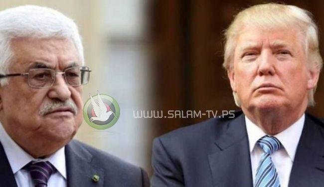 مسؤول فلسطيني: الرئيس رفض تلقي اتصالاً من ترامب