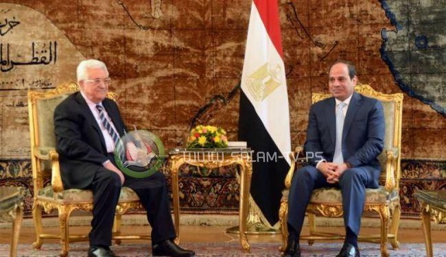 خلال ايام ...الرئيس يلتقي بالرئيس المصري في القاهرة