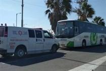 إطلاق نار على حافلة للمستوطنين شمال الضفة
