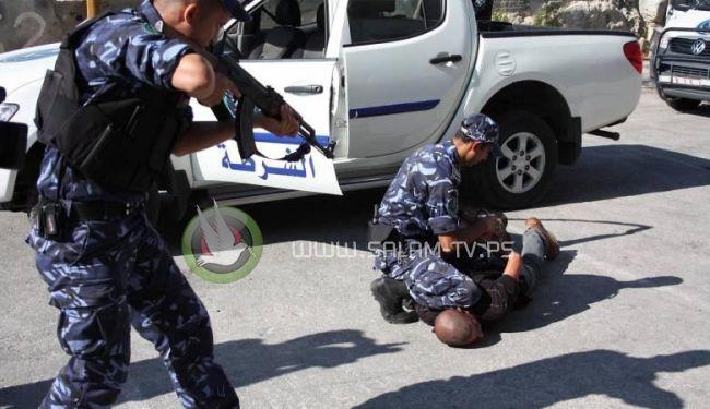 الشرطة تلقي القبض على مشتبهين بدهس اثنين من أفرادها