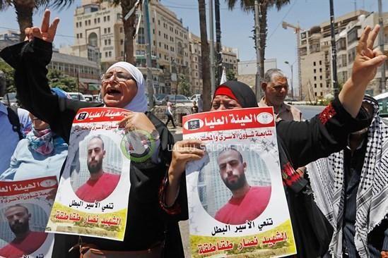 إسرائيل توافق على فتح تحقيق باستشهاد الأسير طقاطقة