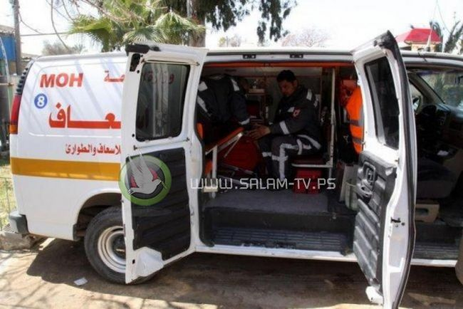 إصابة عامل بجروح خطيرة نتيجة سقوطه من علو في بيت لحم