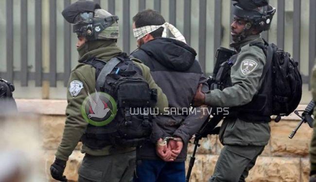 الاحتلال يعتقل 4 مقدسيين في القدس