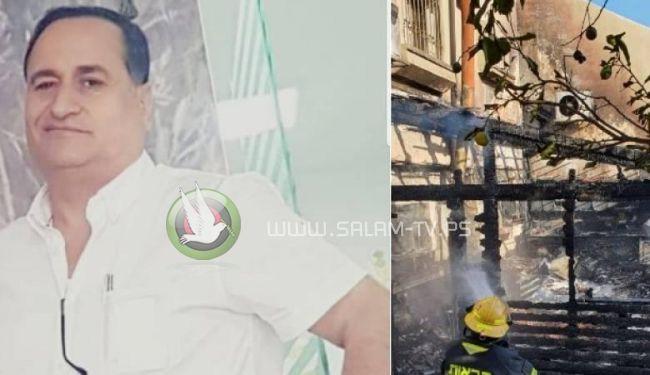 """شبهات جنائية جديدة تحوم حول وفاة رجل الأعمال """"أبو غانم"""" حرقاً داخل منزله بالداخل"""