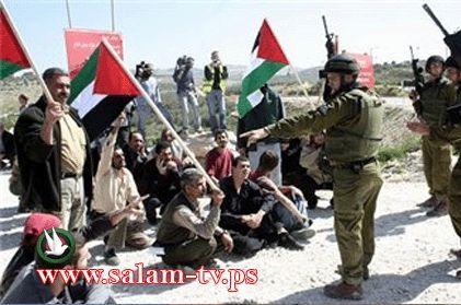اسرائيل سحبت بطاقات الـVIP من نصف اعضاء اللجنة المركزية