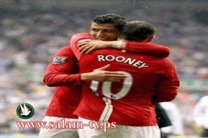 رونالدو : أتمنى أن ألعب مع روني من جديد