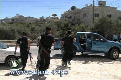 الشرطة تقبض على 31 مطلوبا للعدالة في طولكرم