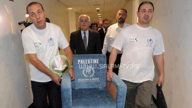 فلسطين تنتصر - فلسطين دولة بالامم المتحده