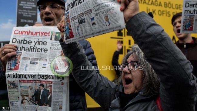 تركيا تحكم بالسجن على مراسلة صحيفة أميركية