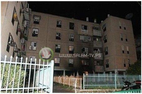 انفجار في بناية سكنية بالقدس