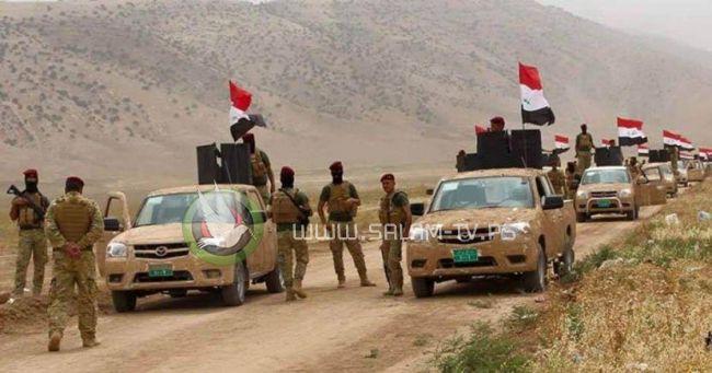 """معركة تلعفر مستمرة.. الجيش العراقي يتقدم.. و""""داعش"""" يستخدم المدنيين دروعًا بشرية"""