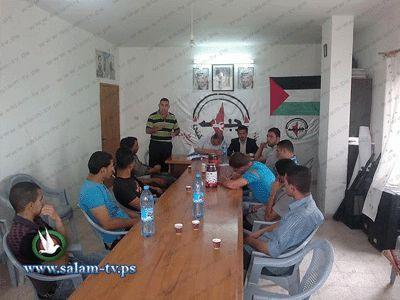 الجبهة العربية الفلسطينية تعقد اجتماعاً لأعضائها