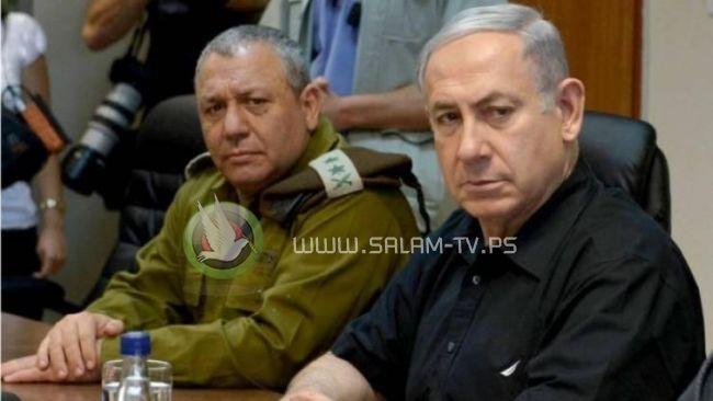 آيزنكوت لـ الكابنيت: الجيش الإسرائيلي مستعد للحرب