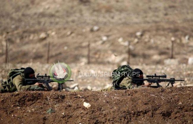 سلاح قنص جديد ضد المتظاهرين في قطاع غزة