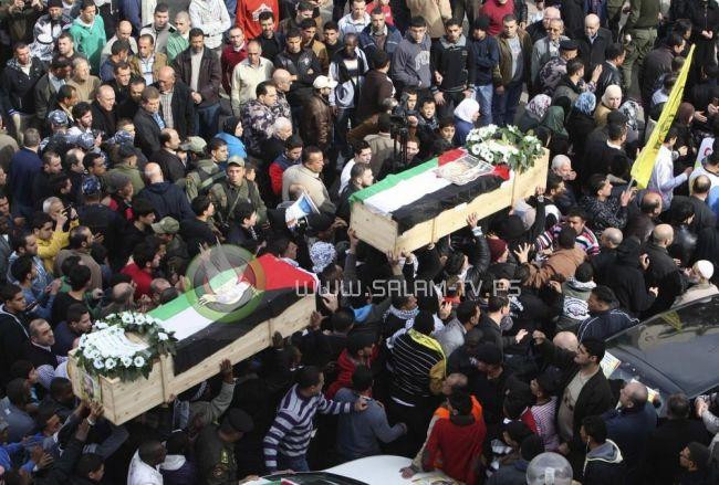 الاحتلال يقرر تسليم جثامين 3 شهداء من بينهم شهيد من طولكرم
