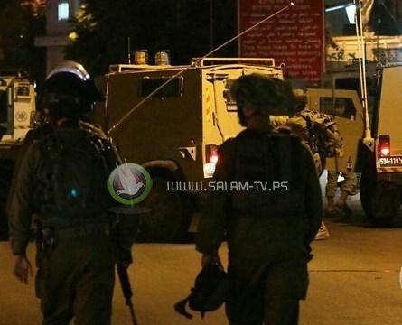 إطلاق نار على جيش الاحتلال في مستوطنة بسغوت