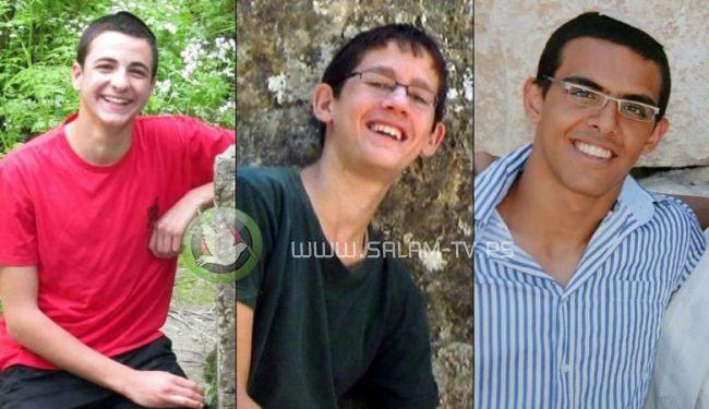 قصاص الاثر الاسرائيلي الذي عثر على المستوطنين الأسرى في العام 2014
