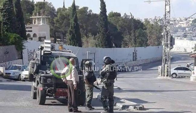 """اصابات في مواجهات عنيفة مع الاحتلال في محيط جامعة القدس """"ابو ديس """""""