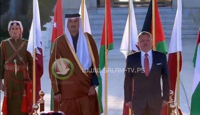 قطر تمنح الأردنيين 10 آلاف فرصة عمل وتقدم 30 مليون دولار للمملكة