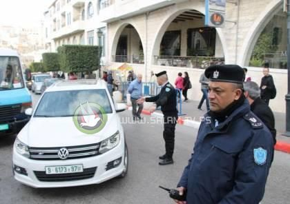 الشرطة تتعامل مع 1000 عامل عائد من الداخل الفلسطيني في جنين