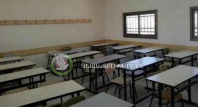 """طولكرم: تعليق الدوام بمدرسة بنات جمال عبد الناصر الثانوية لـ24 ساعة بسبب """"كورونا"""""""