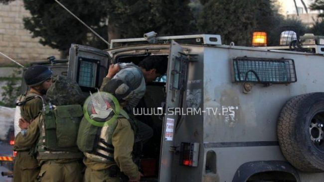 اعتقال 3 مواطنين من طولكرم